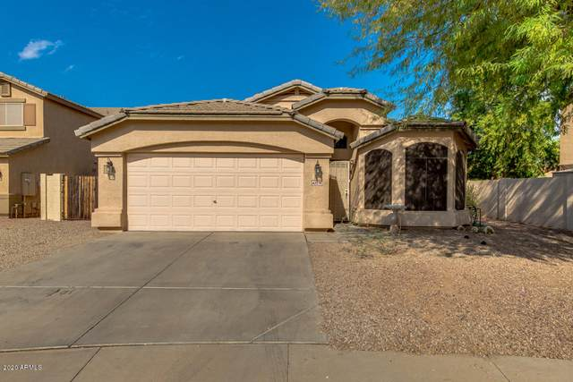 42574 W Chambers Drive, Maricopa, AZ 85138 (MLS #6156342) :: The Riddle Group