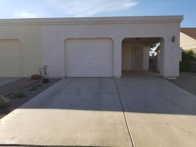 1920 S Plaza Drive #2, Apache Junction, AZ 85120 (MLS #6156344) :: Conway Real Estate