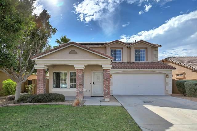 15153 W Riviera Drive, Surprise, AZ 85379 (#6156380) :: Long Realty Company