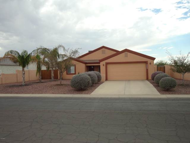 10259 W Mission Drive, Arizona City, AZ 85123 (MLS #6156391) :: The Daniel Montez Real Estate Group