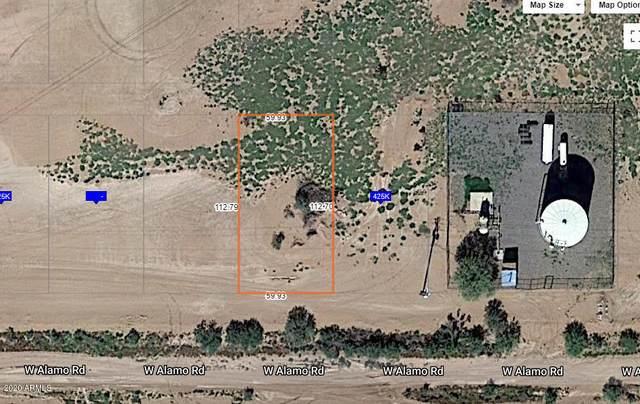0 W Alamo Road, Casa Grande, AZ 85193 (MLS #6156410) :: Arizona Home Group