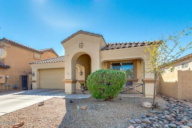 85 W Gold Dust Way, San Tan Valley, AZ 85143 (MLS #6156427) :: Power Realty Group Model Home Center