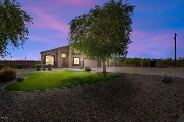 2425 W Canyon Street, Apache Junction, AZ 85120 (MLS #6156522) :: Maison DeBlanc Real Estate