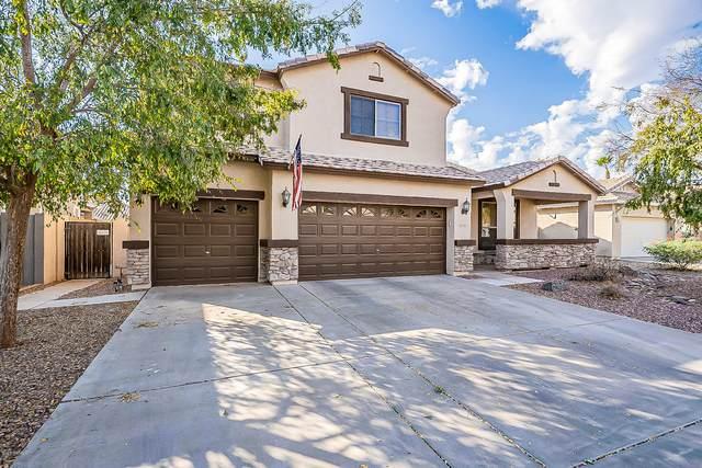 15065 W Aster Drive, Surprise, AZ 85379 (MLS #6156543) :: Brett Tanner Home Selling Team