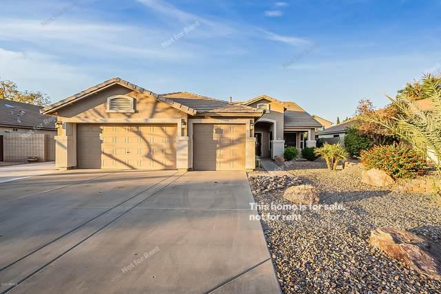 1156 E Erie Street, Gilbert, AZ 85295 (MLS #6156586) :: Arizona Home Group