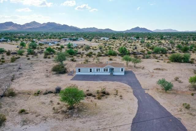 732 N Amanda Drive, Maricopa, AZ 85139 (#6156630) :: Long Realty Company