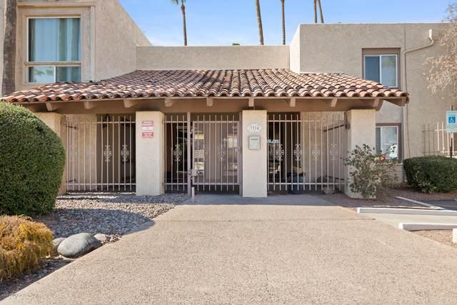 3314 N 68TH Street #129, Scottsdale, AZ 85251 (MLS #6156693) :: Walters Realty Group