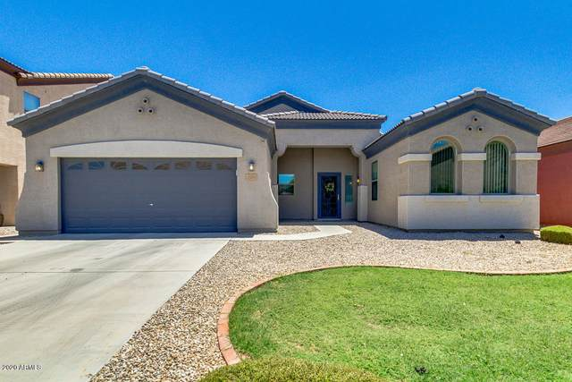33821 N Legend Hills Trail, Queen Creek, AZ 85142 (MLS #6156745) :: D & R Realty LLC