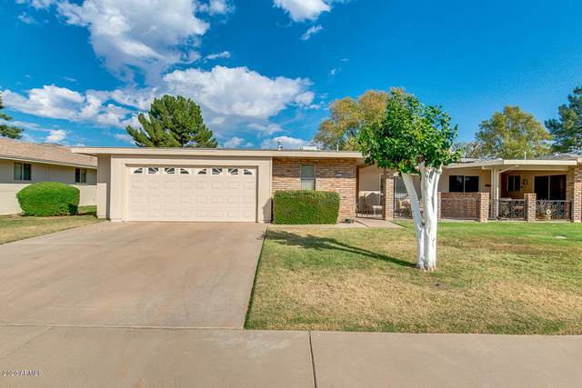 10718 W Caron Drive, Sun City, AZ 85351 (MLS #6156761) :: Maison DeBlanc Real Estate