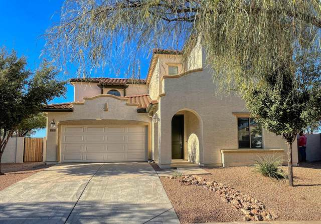 10876 N 162ND Lane, Surprise, AZ 85379 (MLS #6156782) :: The W Group