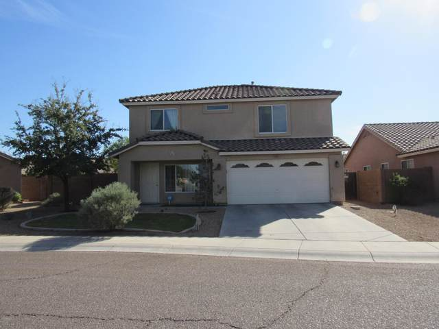 2007 W Hasan Drive, Phoenix, AZ 85041 (MLS #6156818) :: Arizona Home Group