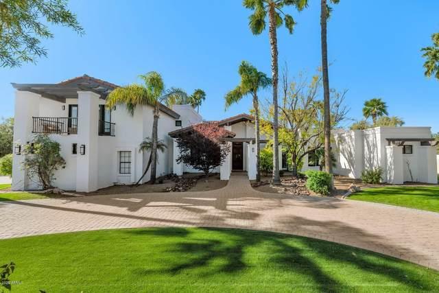 6335 E Mountain View Road, Paradise Valley, AZ 85253 (MLS #6156824) :: BVO Luxury Group
