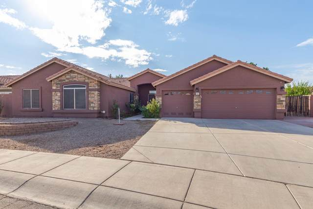 1619 E Carter Road, Phoenix, AZ 85042 (MLS #6156826) :: The Riddle Group