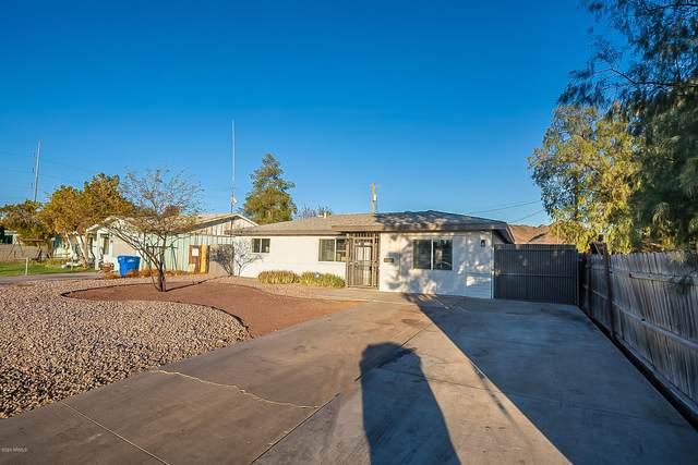 9813 N 10TH Street, Phoenix, AZ 85020 (MLS #6156832) :: Brett Tanner Home Selling Team