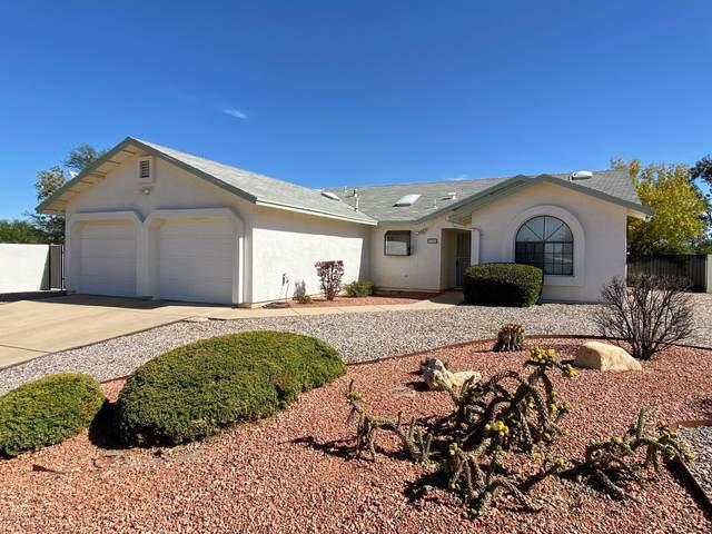 3218 Oakmont Drive, Sierra Vista, AZ 85650 (MLS #6156916) :: Midland Real Estate Alliance