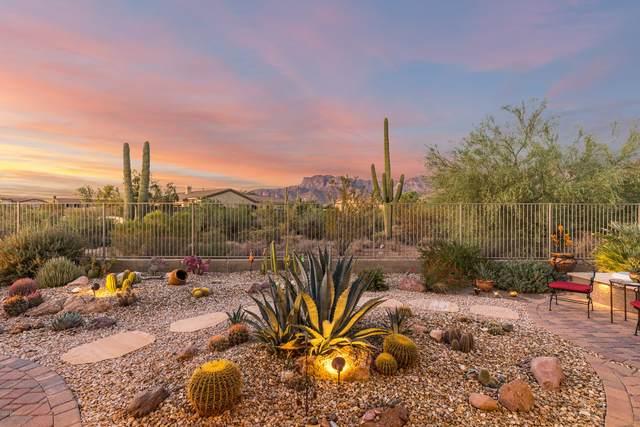 8322 E Apache Plumb Drive, Gold Canyon, AZ 85118 (MLS #6156925) :: The Riddle Group