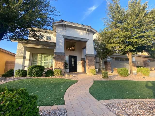 2484 E Lodgepole Drive, Gilbert, AZ 85298 (MLS #6156927) :: The Riddle Group