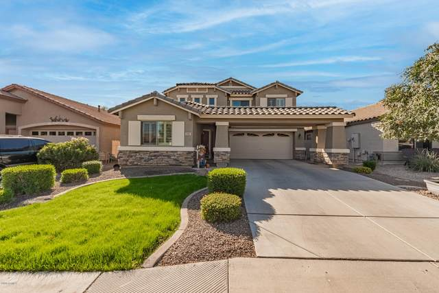 1085 E Saddle Way, San Tan Valley, AZ 85143 (MLS #6156939) :: NextView Home Professionals, Brokered by eXp Realty
