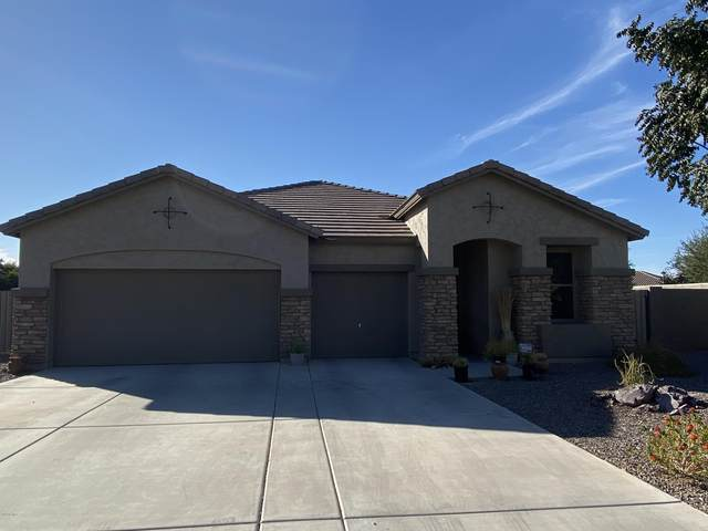 4114 S Grenoble, Mesa, AZ 85212 (MLS #6156946) :: Power Realty Group Model Home Center