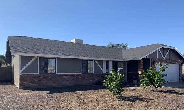 2207 E Dragoon Avenue, Mesa, AZ 85204 (MLS #6156961) :: Midland Real Estate Alliance