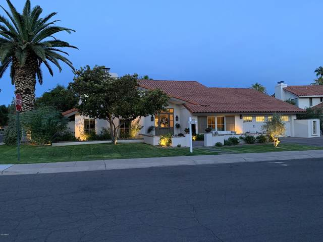 9855 N 87TH Way, Scottsdale, AZ 85258 (MLS #6156976) :: Brett Tanner Home Selling Team