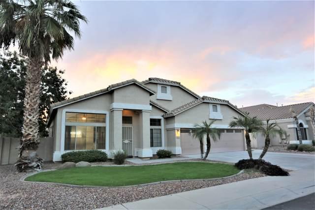 1670 S Granite Street, Gilbert, AZ 85295 (MLS #6156989) :: Arizona Home Group