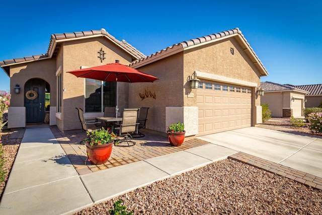 22620 W Loma Linda Boulevard, Buckeye, AZ 85326 (MLS #6157035) :: Midland Real Estate Alliance