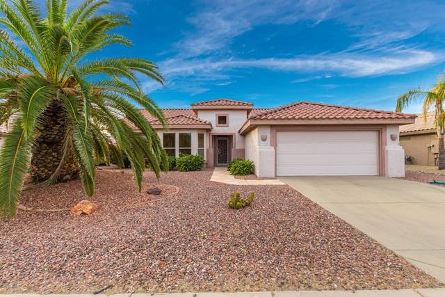 20168 N Shadow Mountain Drive, Surprise, AZ 85374 (MLS #6157048) :: Long Realty West Valley