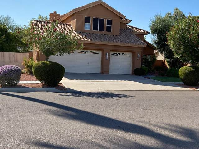 3108 W Ironwood Circle, Chandler, AZ 85226 (#6157055) :: Long Realty Company