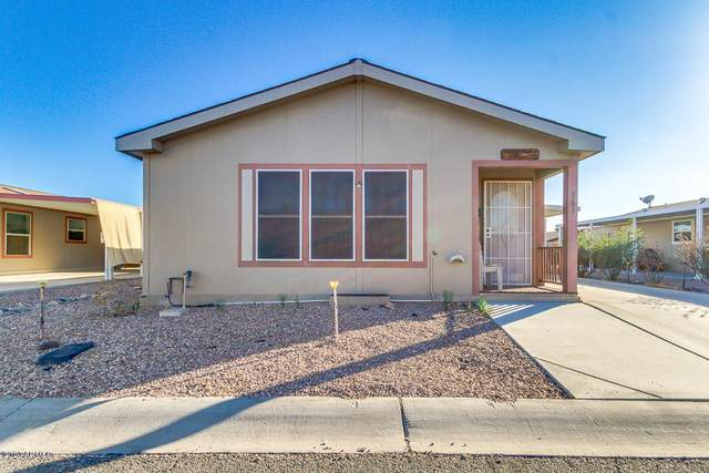 16101 N El Mirage Road #361, El Mirage, AZ 85335 (#6157082) :: AZ Power Team | RE/MAX Results