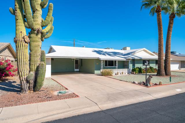 11801 N Hagen Drive, Sun City, AZ 85351 (MLS #6157193) :: Arizona Home Group