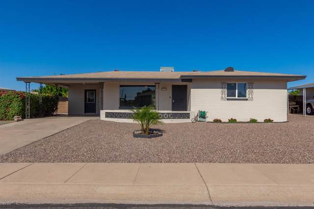 5640 E Decatur Street, Mesa, AZ 85205 (MLS #6157244) :: Midland Real Estate Alliance