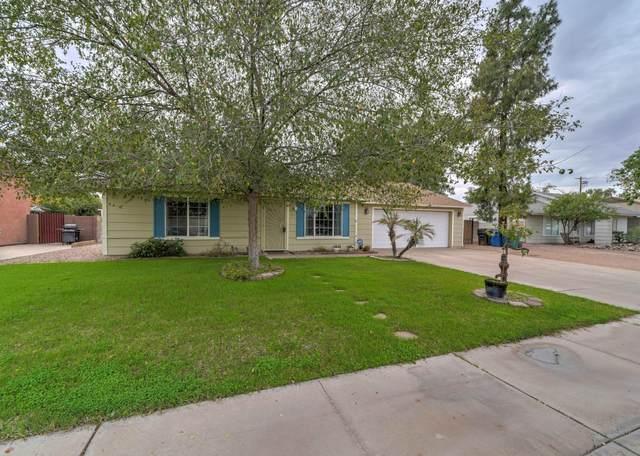 415 E Glencove Street, Mesa, AZ 85203 (MLS #6157246) :: Devor Real Estate Associates