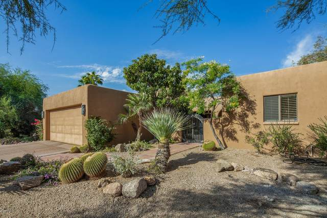 3040 N Ironwood Road, Carefree, AZ 85377 (MLS #6157280) :: TIBBS Realty