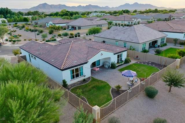 22296 E Pecan Lane, Queen Creek, AZ 85142 (MLS #6157365) :: John Hogen | Realty ONE Group