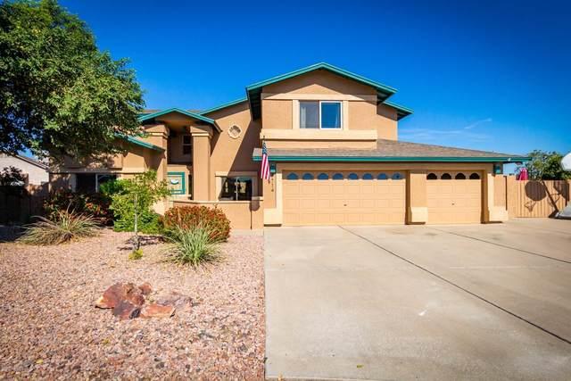 7714 W Pershing Avenue, Peoria, AZ 85381 (MLS #6157390) :: Brett Tanner Home Selling Team