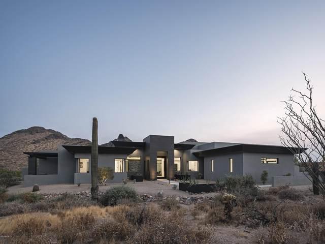 22812 N Via Ventosa, Scottsdale, AZ 85255 (MLS #6157402) :: John Hogen   Realty ONE Group