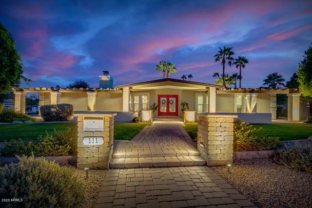 111 E Moon Valley Drive, Phoenix, AZ 85022 (MLS #6157450) :: Power Realty Group Model Home Center