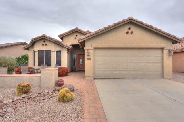 2658 E Desert Wind Drive, Casa Grande, AZ 85194 (MLS #6157453) :: BVO Luxury Group