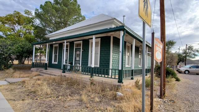 601 E Fremont Street, Tombstone, AZ 85638 (MLS #6157464) :: RE/MAX Desert Showcase