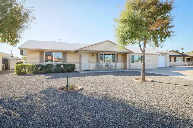 10815 W Camden Avenue, Sun City, AZ 85351 (MLS #6157469) :: Lifestyle Partners Team