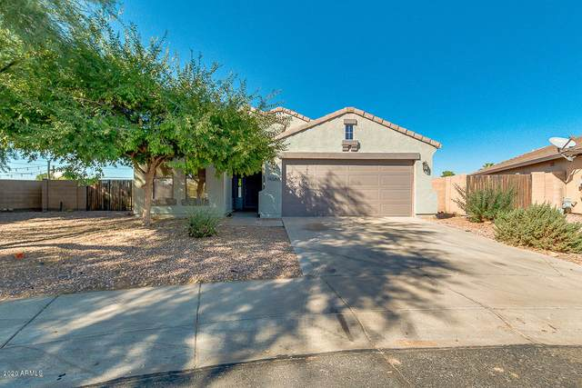 14688 N 162nd Lane, Surprise, AZ 85379 (MLS #6157515) :: Midland Real Estate Alliance