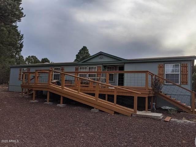 11 County Road N3227, Show Low, AZ 85901 (MLS #6157554) :: Brett Tanner Home Selling Team