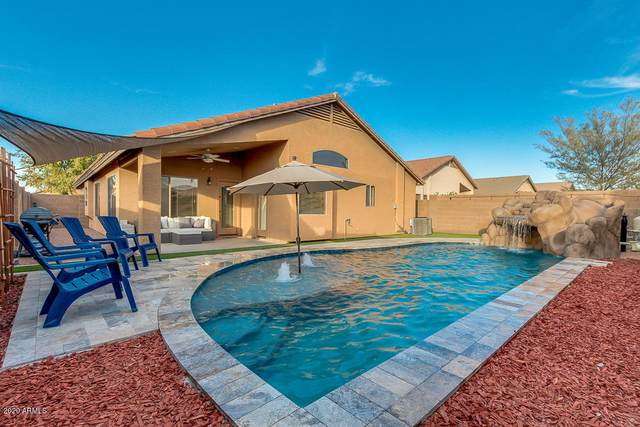 42457 W Sparks Drive, Maricopa, AZ 85138 (MLS #6157562) :: The Riddle Group