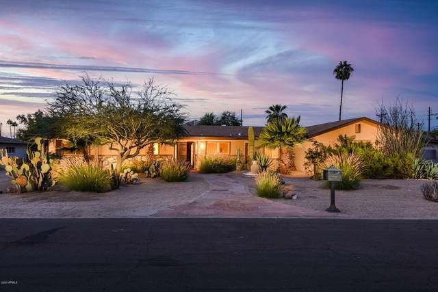 5642 E Edgemont Avenue, Scottsdale, AZ 85257 (MLS #6157563) :: The Kurek Group