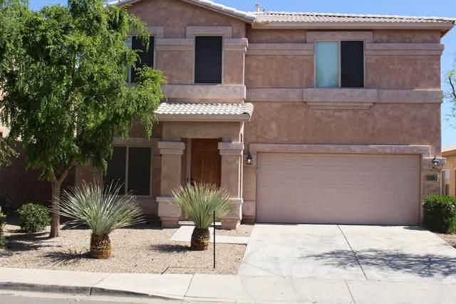 1300 E Saddle Way, San Tan Valley, AZ 85143 (MLS #6157617) :: My Home Group