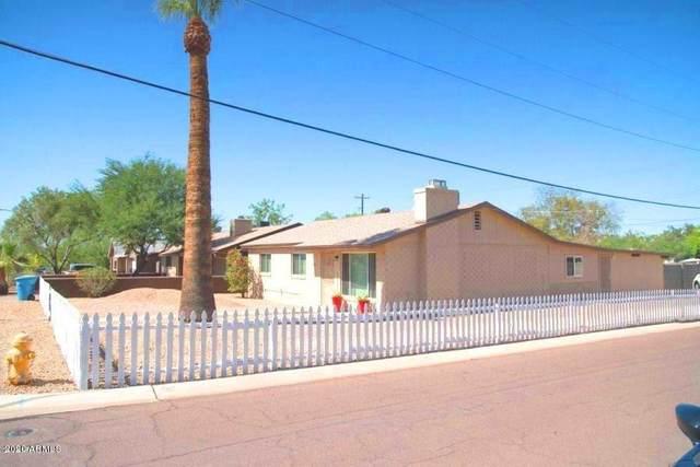 8050 N 11TH Place, Phoenix, AZ 85020 (MLS #6157621) :: Brett Tanner Home Selling Team