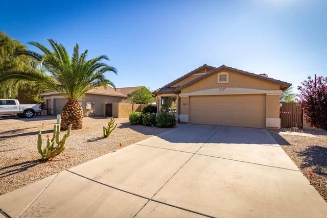 2865 E Silverbell Road, San Tan Valley, AZ 85143 (MLS #6157648) :: BVO Luxury Group