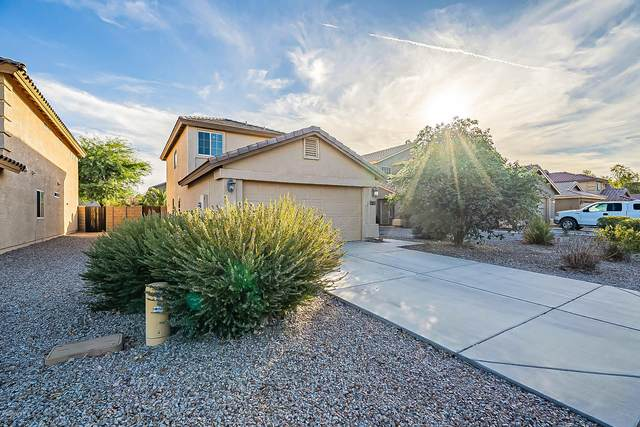 1705 W Roosevelt Avenue, Coolidge, AZ 85128 (MLS #6157660) :: The Daniel Montez Real Estate Group