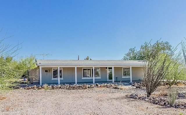 4923 N Cedar Drive, Apache Junction, AZ 85120 (MLS #6157663) :: Maison DeBlanc Real Estate